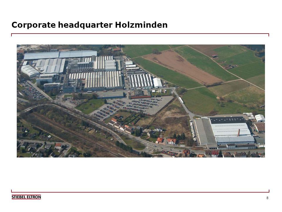 8 Corporate headquarter Holzminden