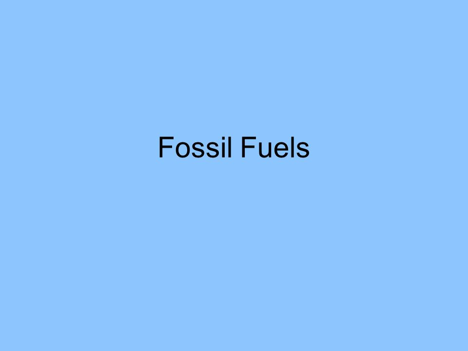 Natural gas … Formed from the remains of tiny sea animals and plants that died thousands of years ago.