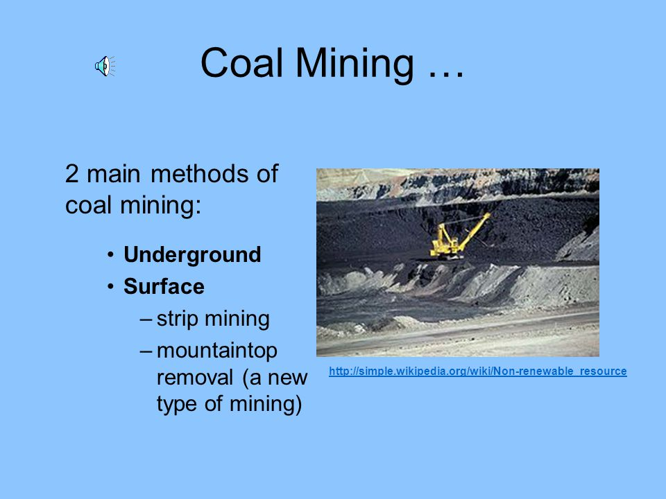 Is coal being made now? Coal formation is a continuing process, however large deposits of sediment are no longer covering swamp lands as in the past!