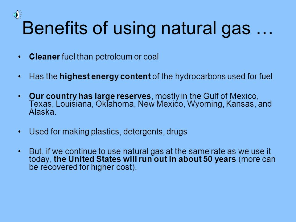 Processing natural gas … After natural gas comes out of the ground, it goes to a processing plant where it is cleaned of impurities (water, sulfur, du