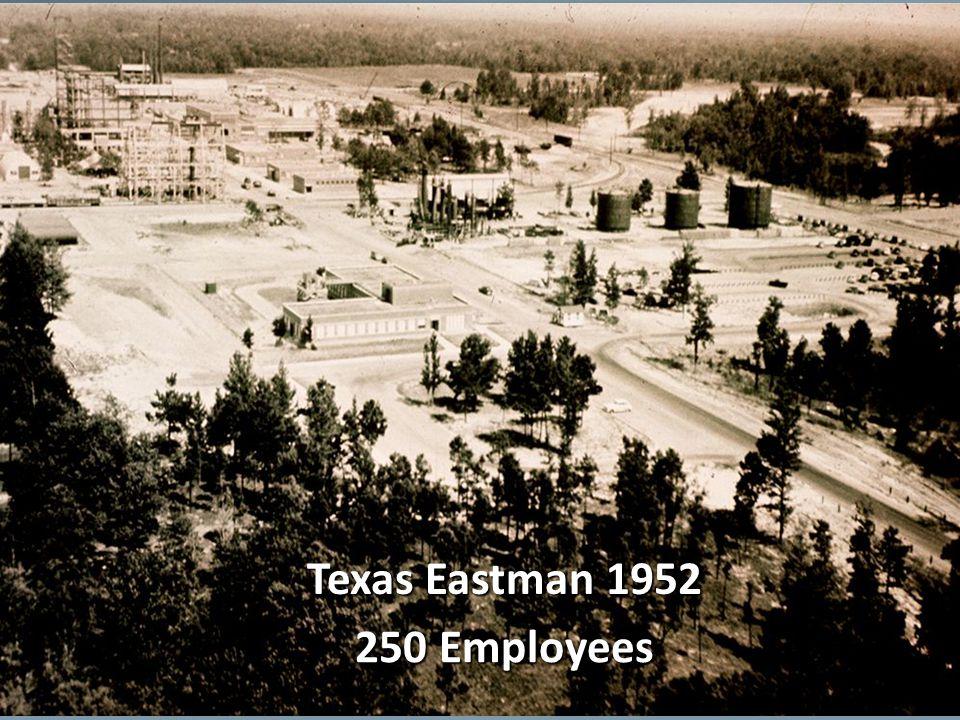 250 Employees Texas Eastman 1952