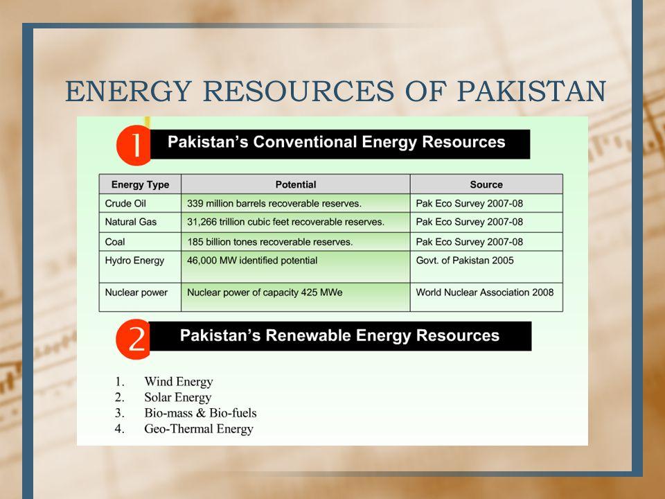 TEN YEARS OF ENERGY CONSUMPTION