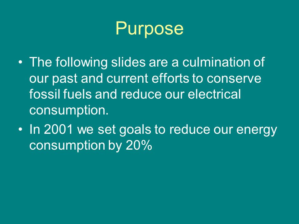 Results of Conservation Work Electric 2001 Consumption at 2006 cost $1,131,564.68 2006 Consumption at 2006 cost $767,707.00 Annual cost Avoidance $363,857.68 Life Cycle Savings $5,457,865.20 Life Cycle of 15 years