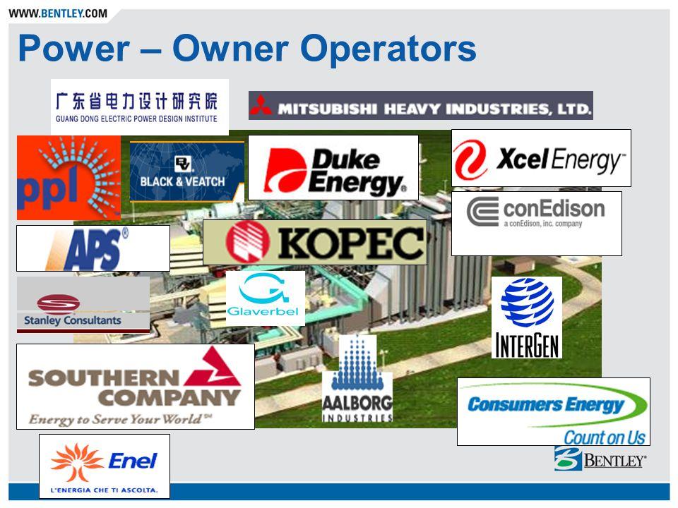 Power – Owner Operators