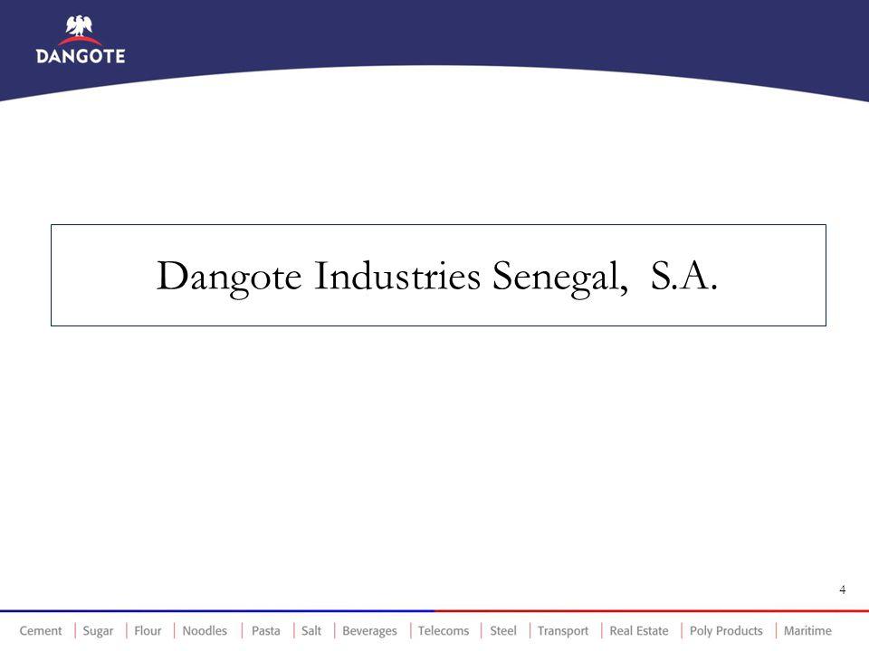 Dangote Industries Senegal, S.A. 4