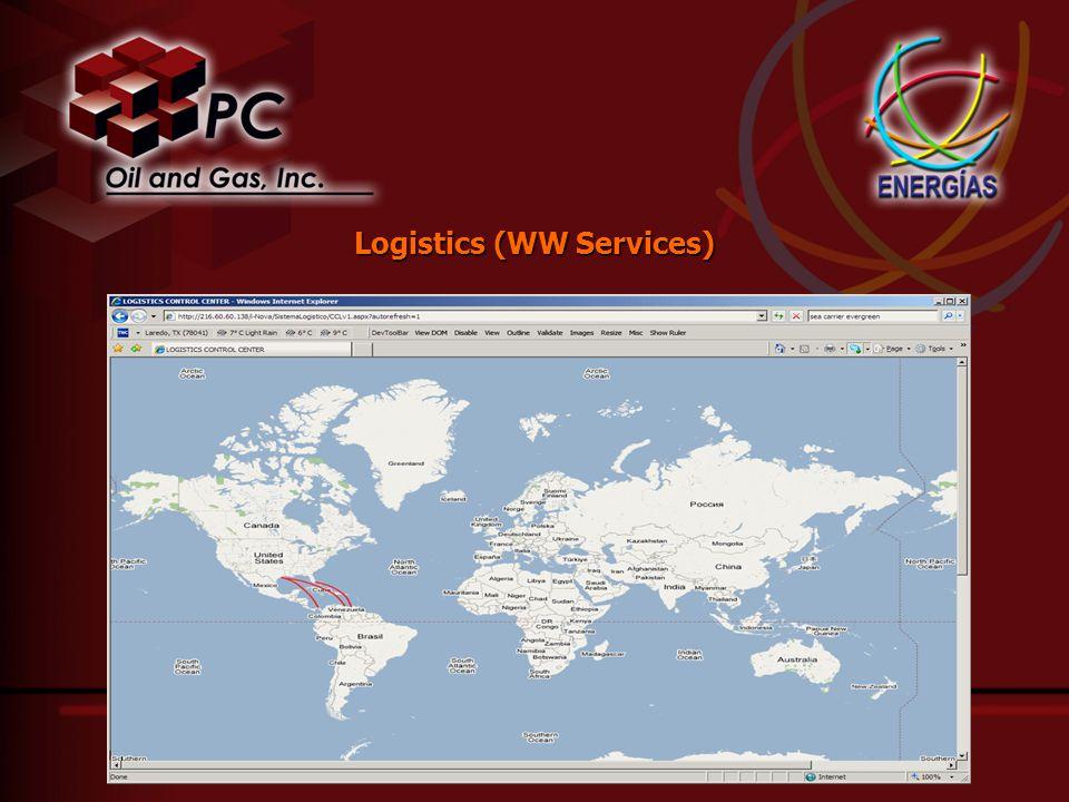 Logistics (WW Services)