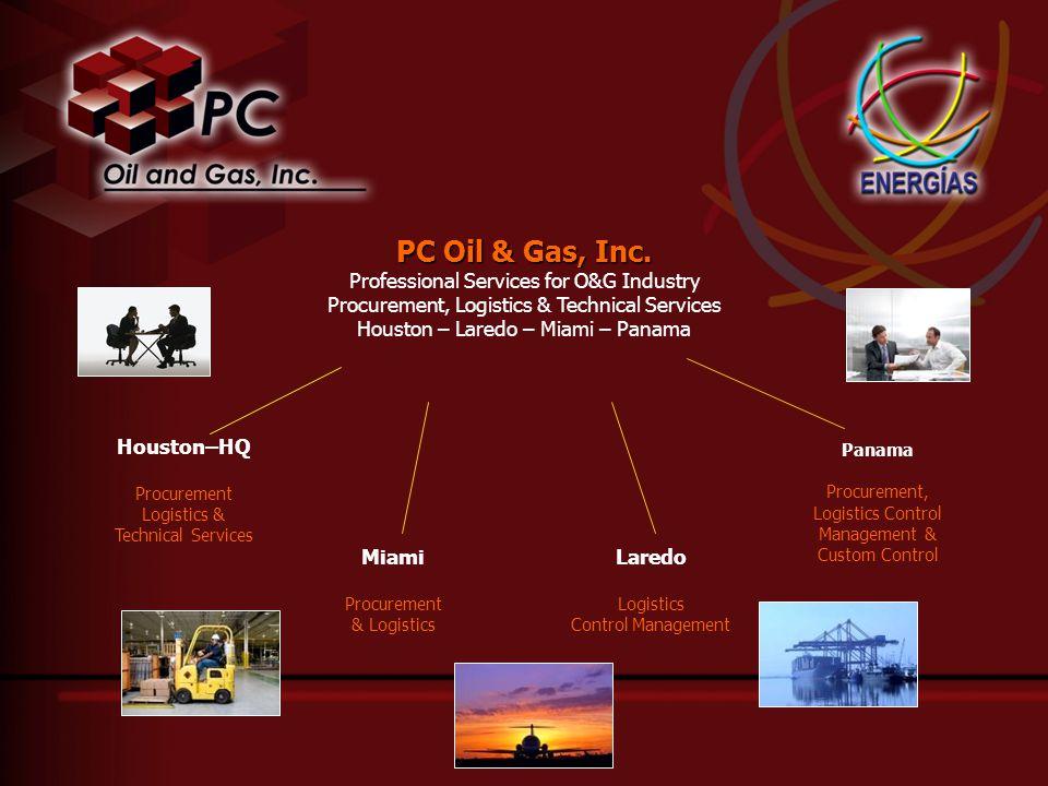 PC Oil & Gas, Inc.