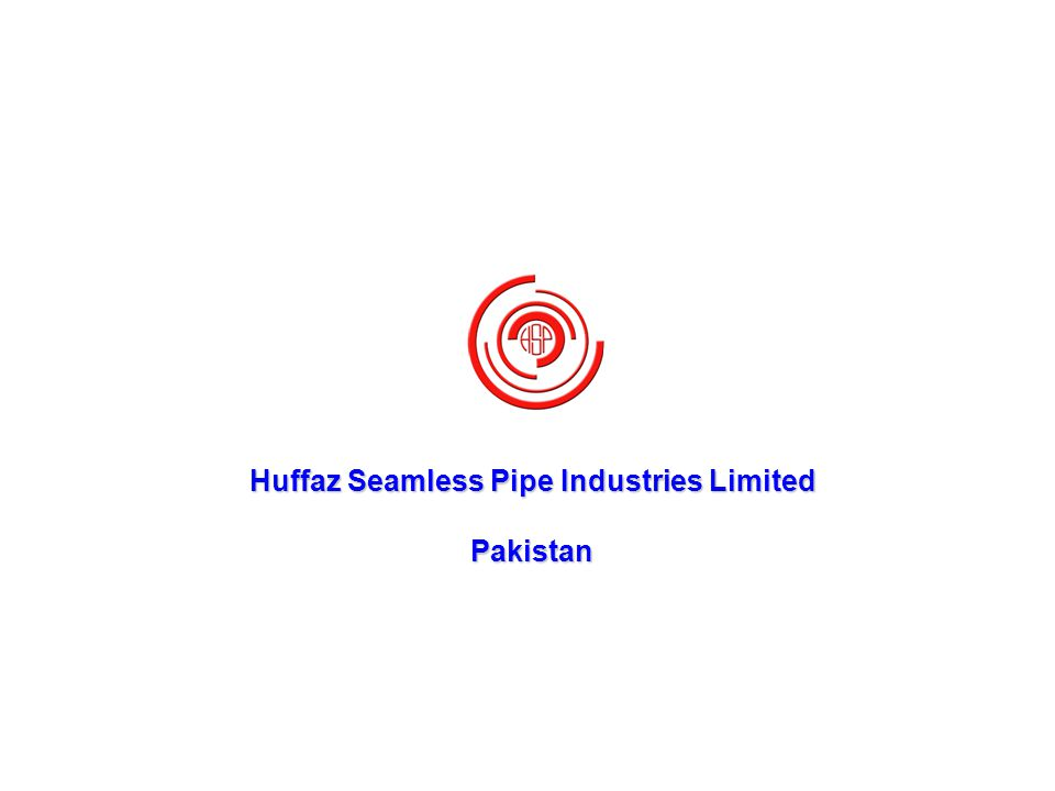Huffaz Seamless Pipe Industries Limited Pakistan