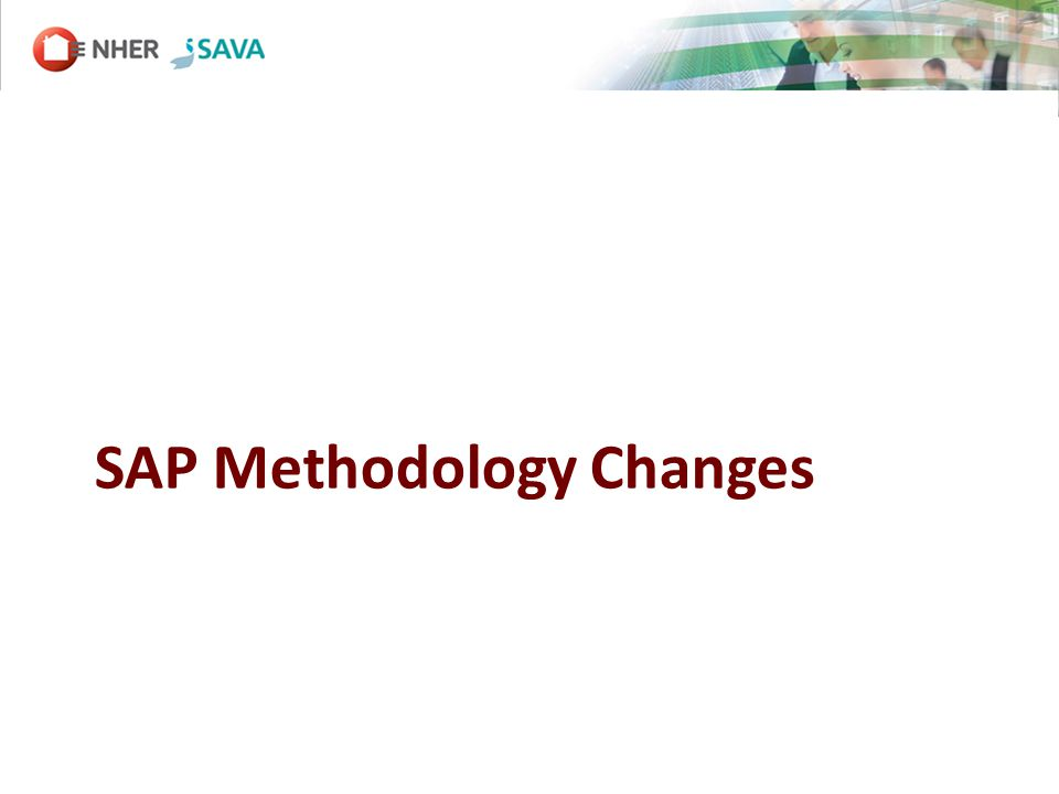 SAP Changes affecting RDSAP Calculation basis changed Heating energy calculation Multiple heating systems Thermal mass parameter Hot water usage Heating system data enhancements Fuel Prices CO 2 emissions factors