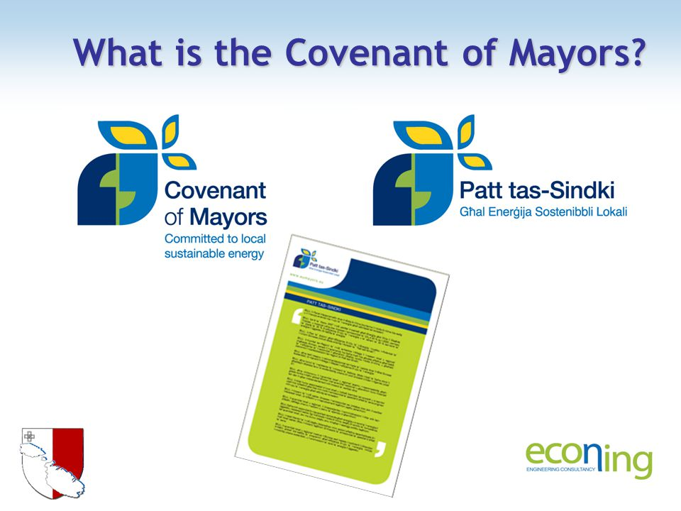 What is the Covenant of Mayors?
