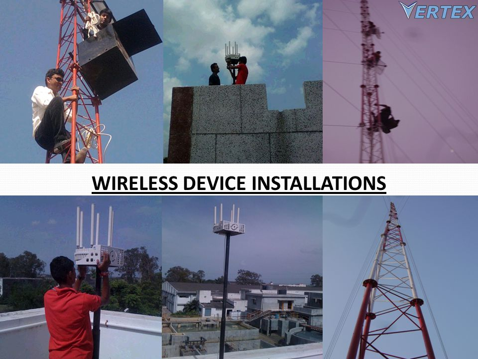 WIRELESS DEVICE INSTALLATIONS