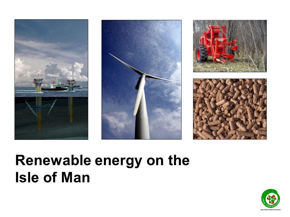 Renewable energy on the Isle of Man