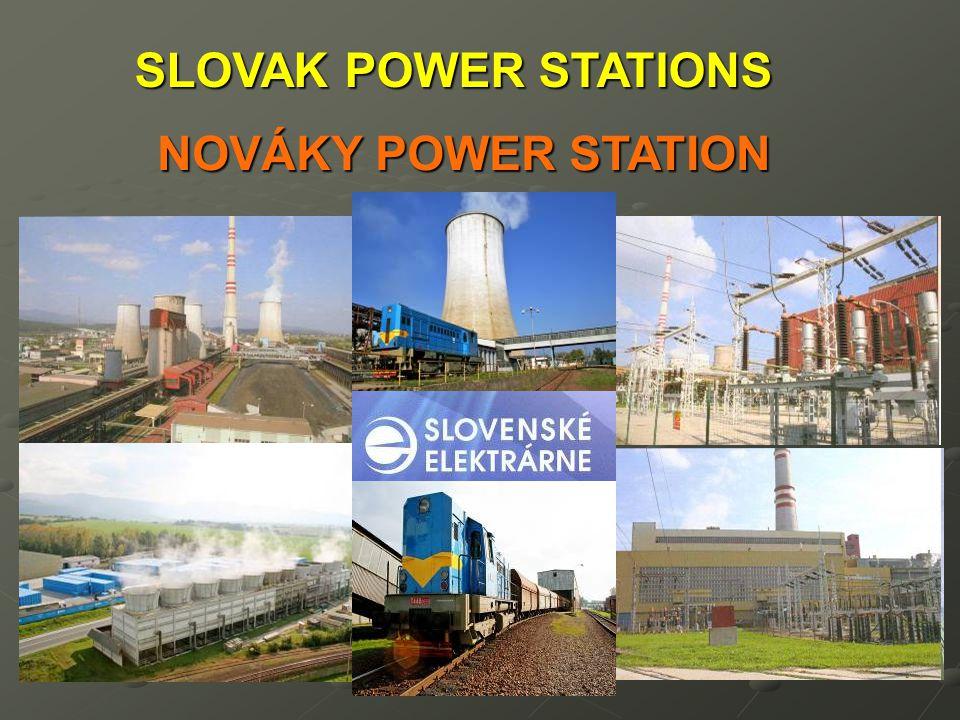 SLOVAK POWER STATIONS NOVÁKY POWER STATION