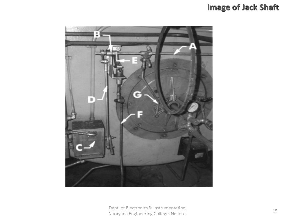 Image of Jack Shaft 15 Dept.