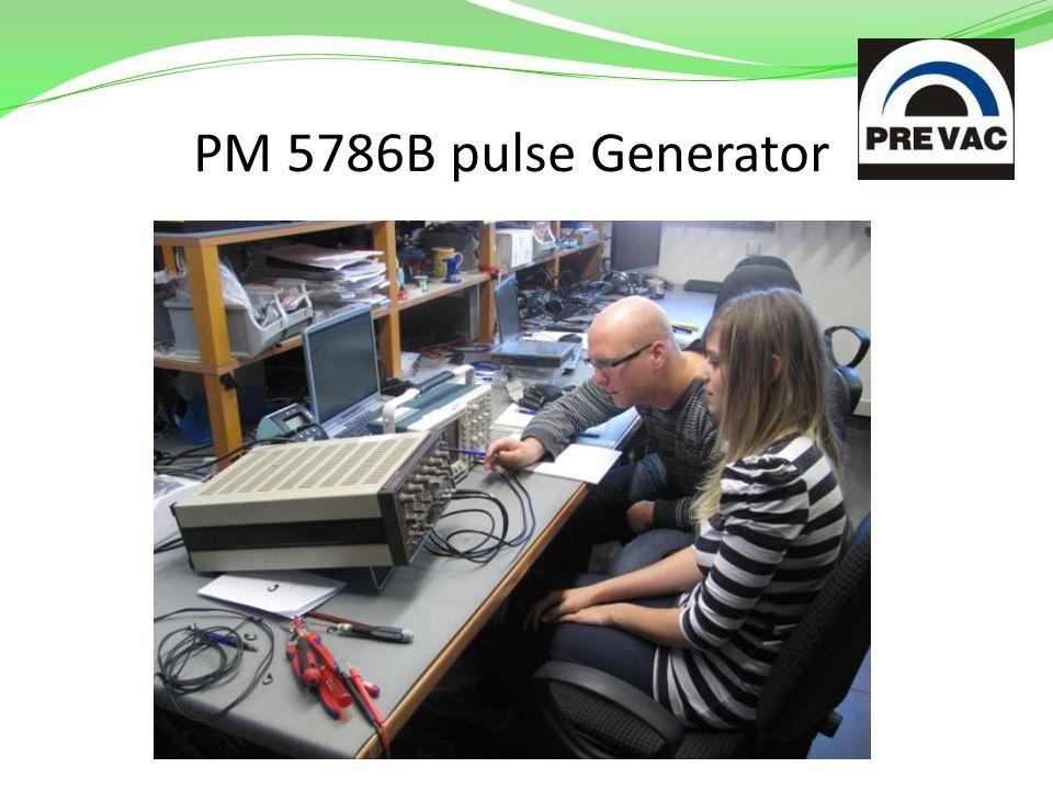 PM 5786B pulse Generator