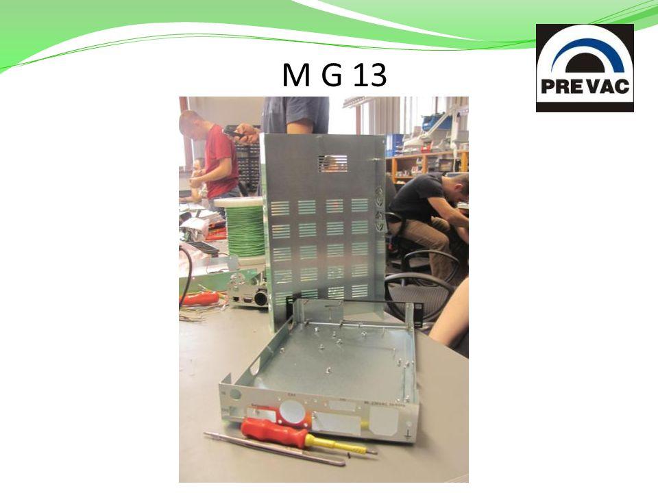 M G 13