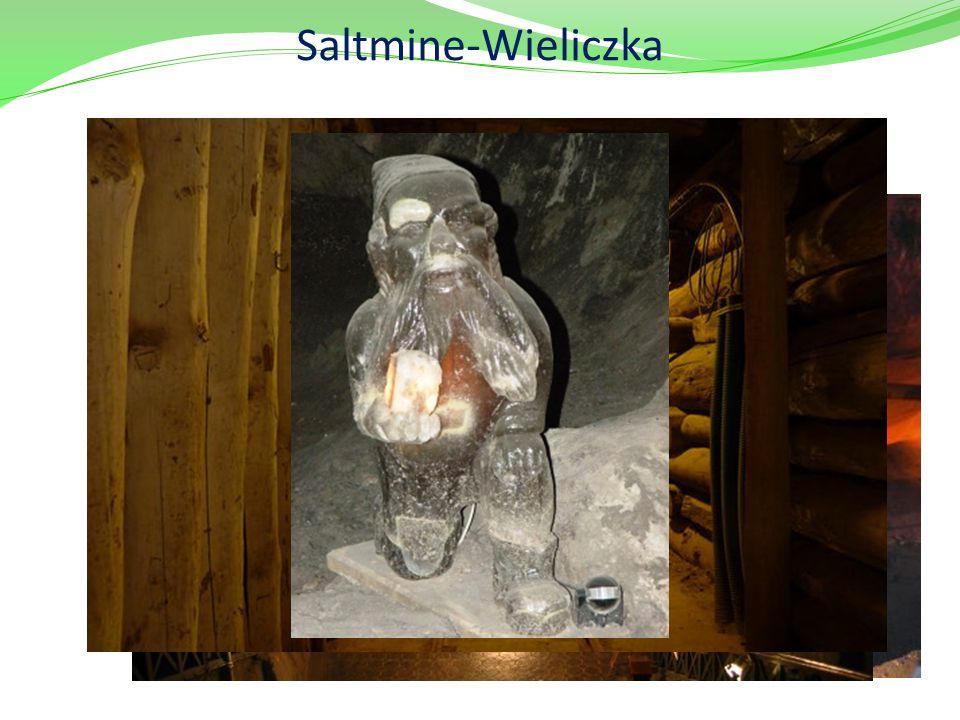 Saltmine-Wieliczka