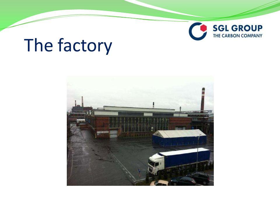 TThe factory