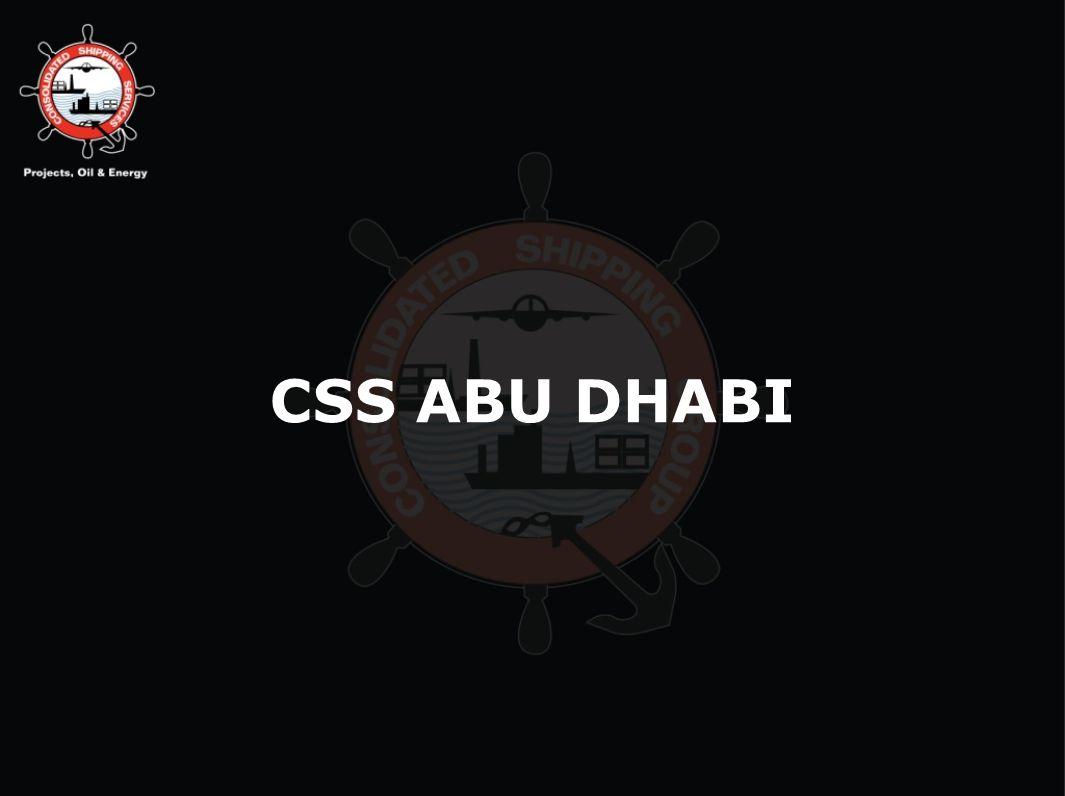 CSS ABU DHABI