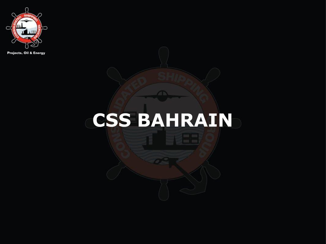 CSS BAHRAIN