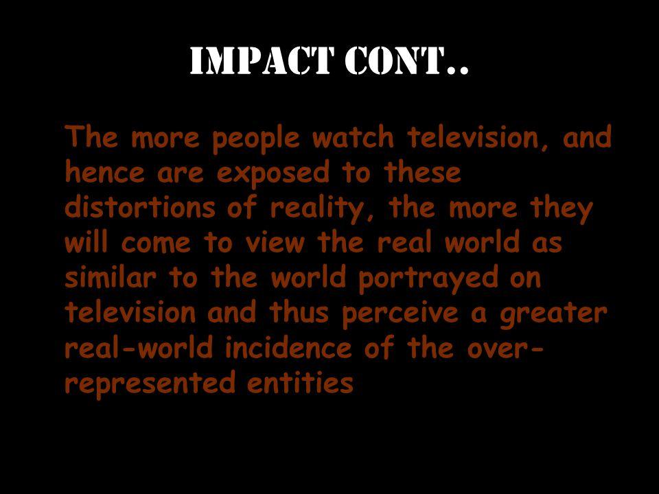 Impact cont..