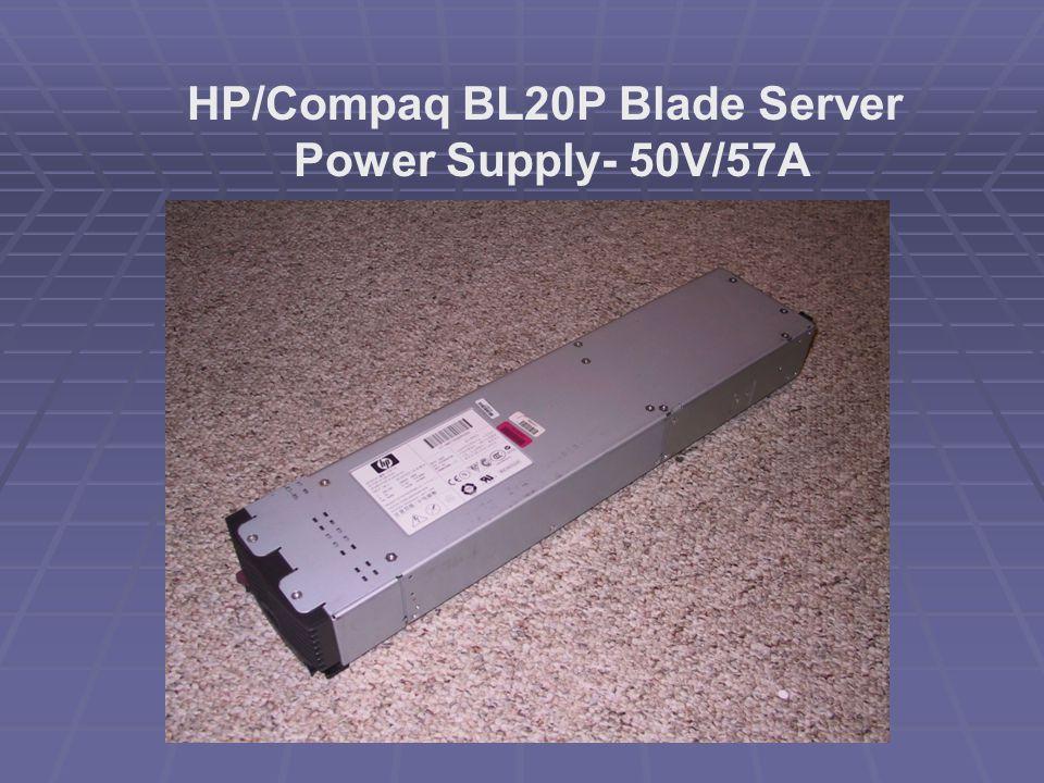 HP/Compaq BL20P Blade Server Power Supply- 50V/57A