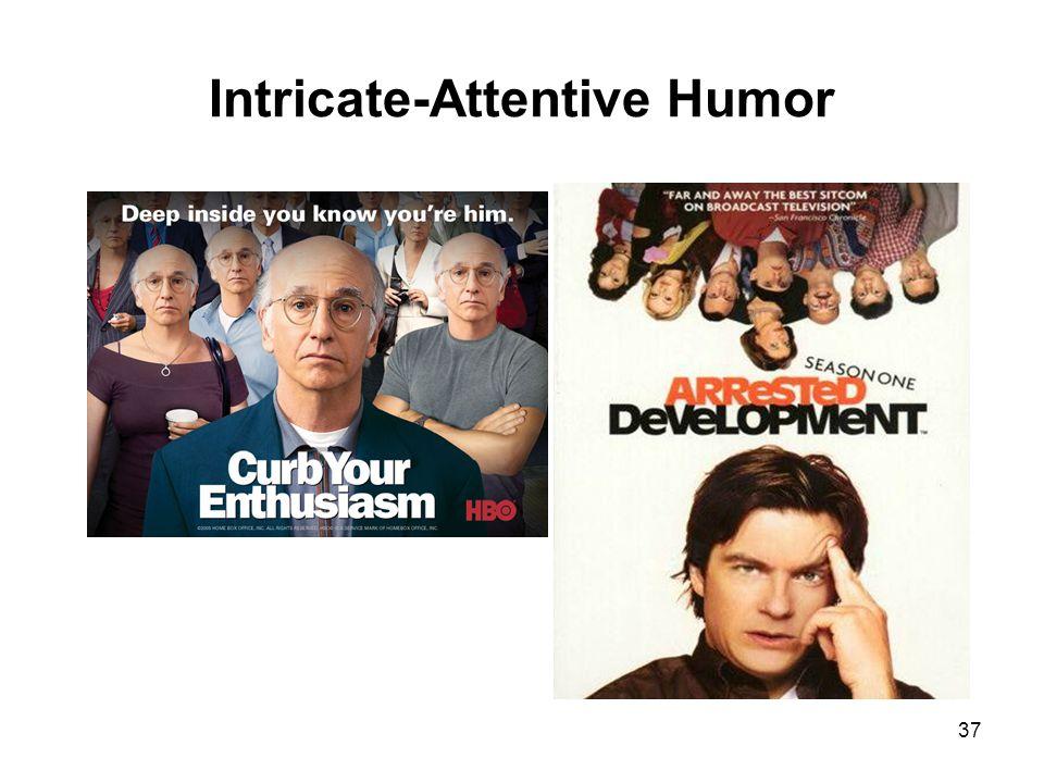 Intricate-Attentive Humor 37