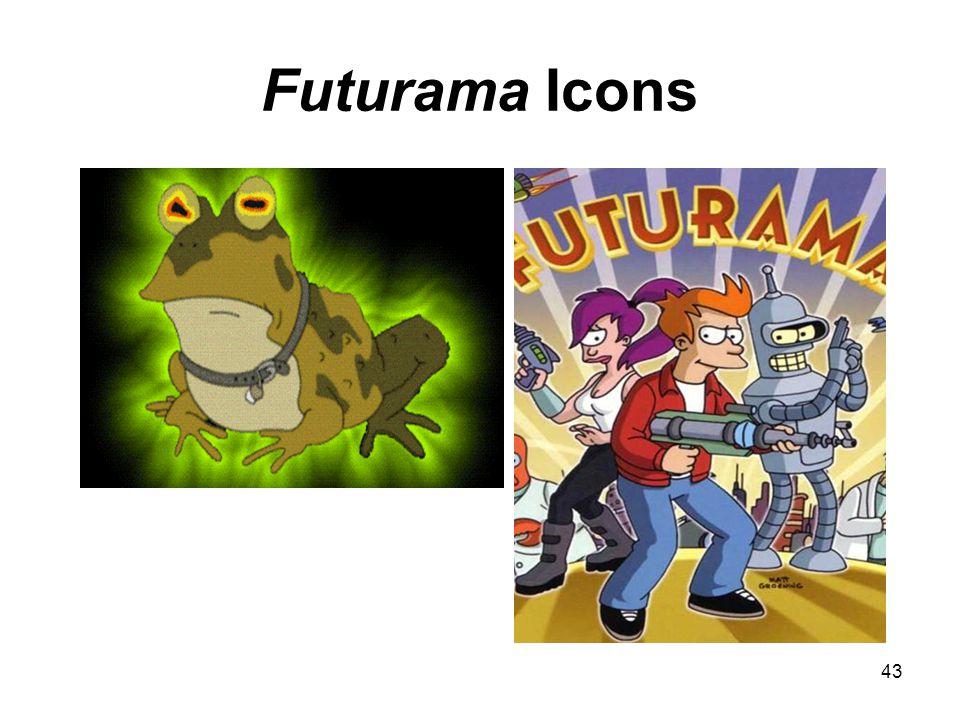 Futurama Icons 43