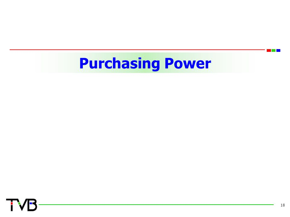 Purchasing Power 18