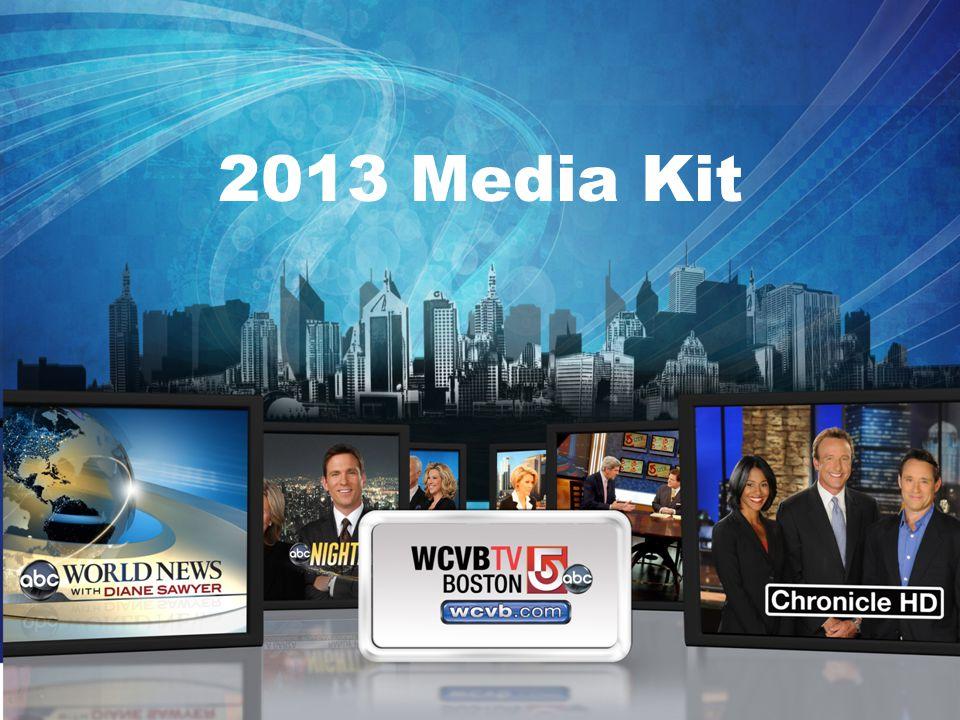 2011 Media Kit 2013 Media Kit