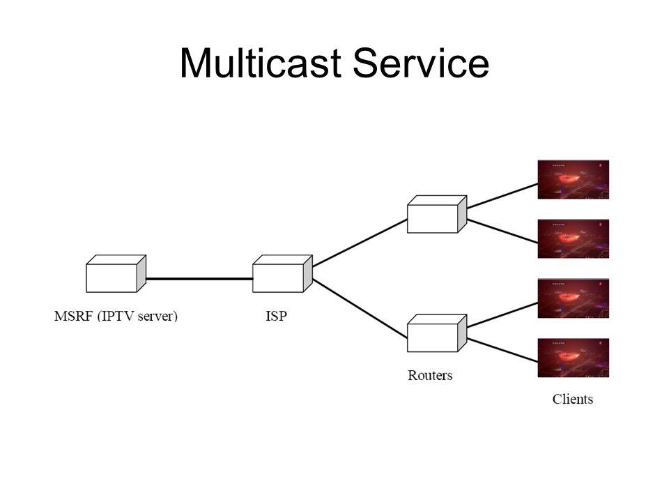 Multicast Service