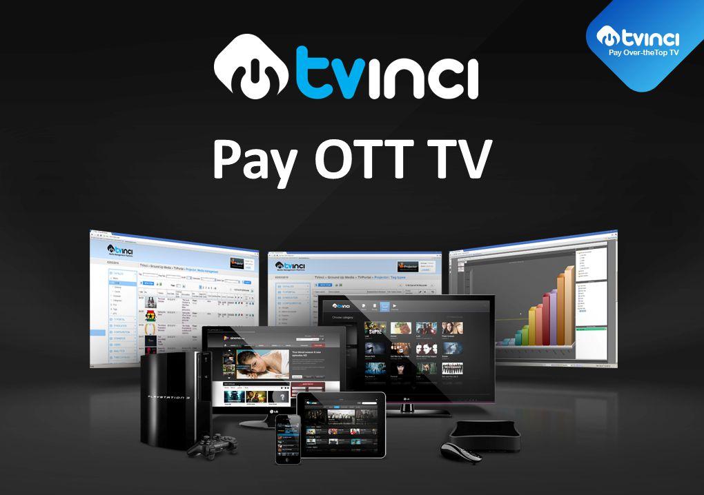Pay OTT TV