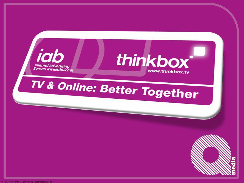 1 IAB11877Tpres - 17aprilthinkboxresearcheads.ppt/ajp