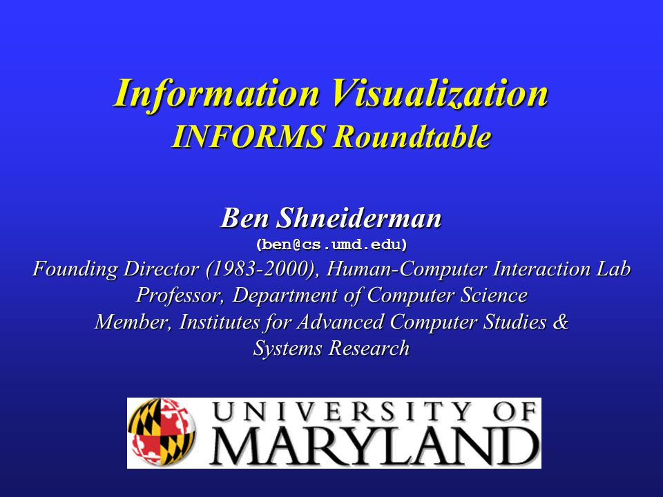 Session 2: Structured data Multidimensional and multivariate data Temporal data visualization Hierarchical and tree structured data Network information visualization