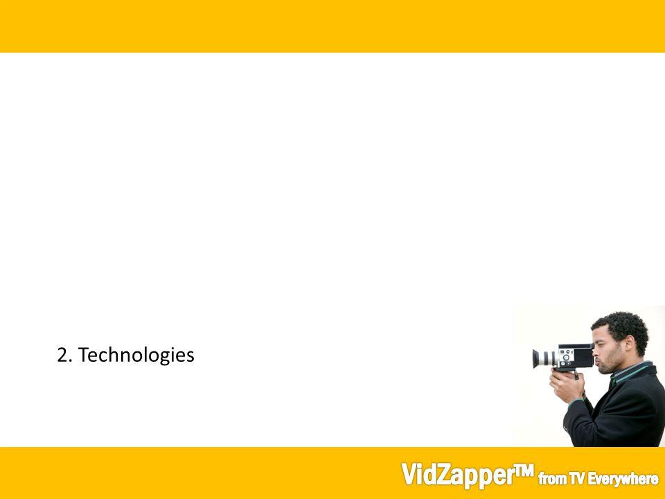 2. Technologies