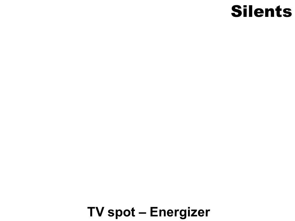 TV spot – Energizer
