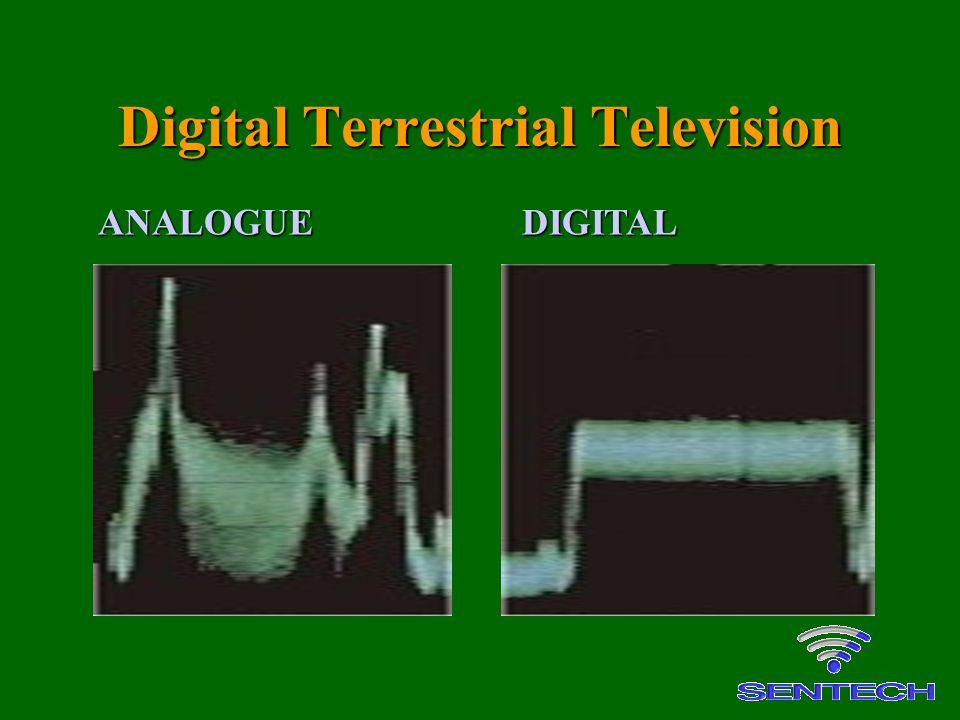 ANALOGUEDIGITAL Digital Terrestrial Television