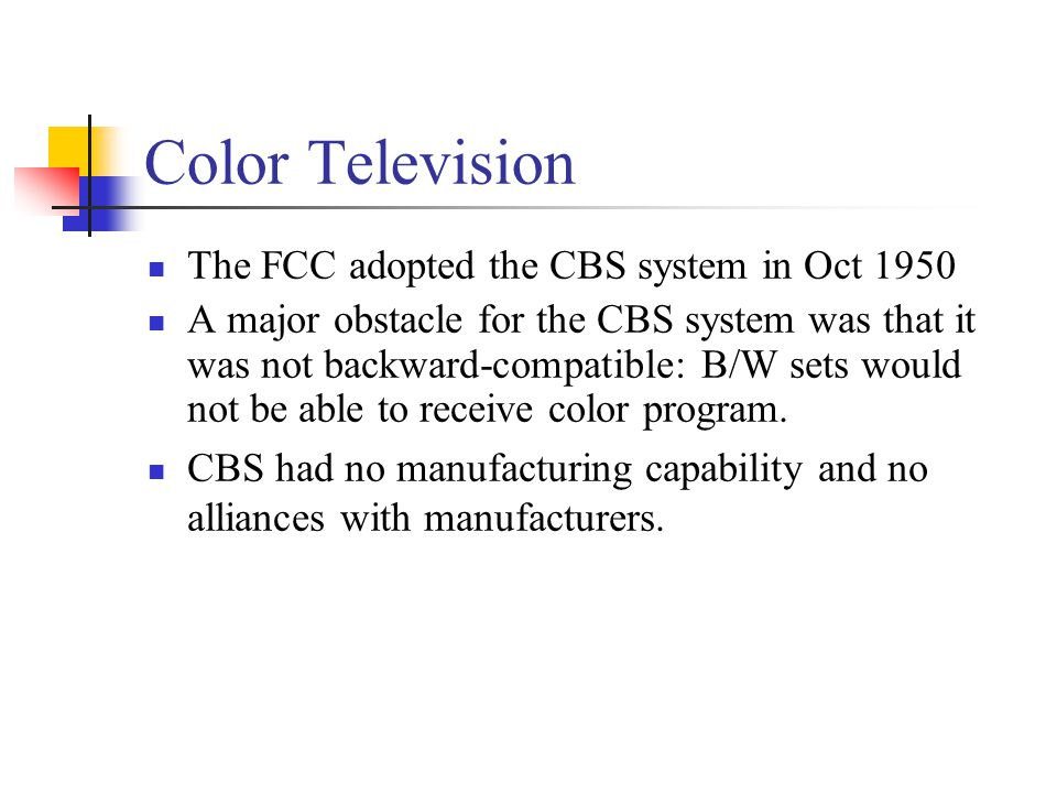 Competition for spectrum at the FCC FCC considered reallocating some unused parts of TVs ultrahigh frequency band (UHF) to cellular service