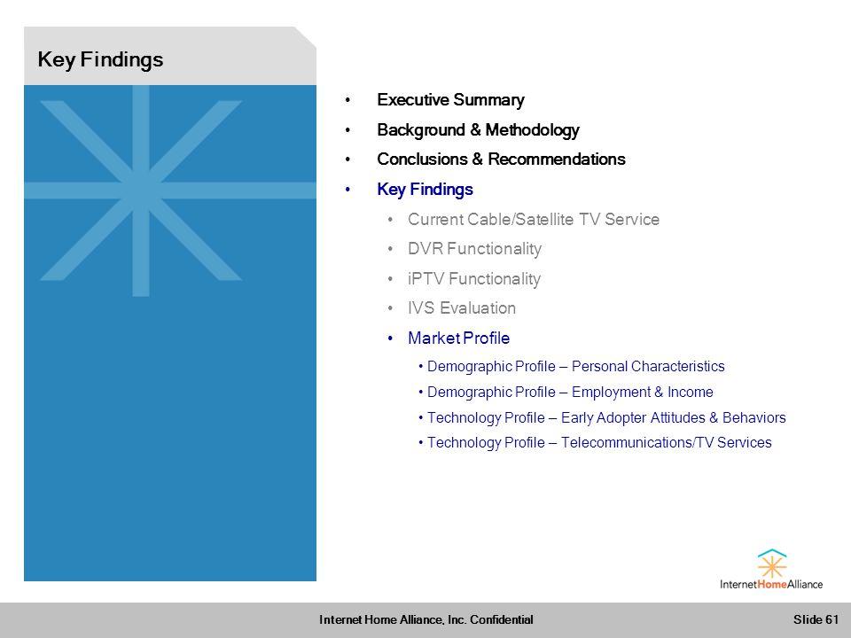 Slide 61 Internet Home Alliance, Inc.