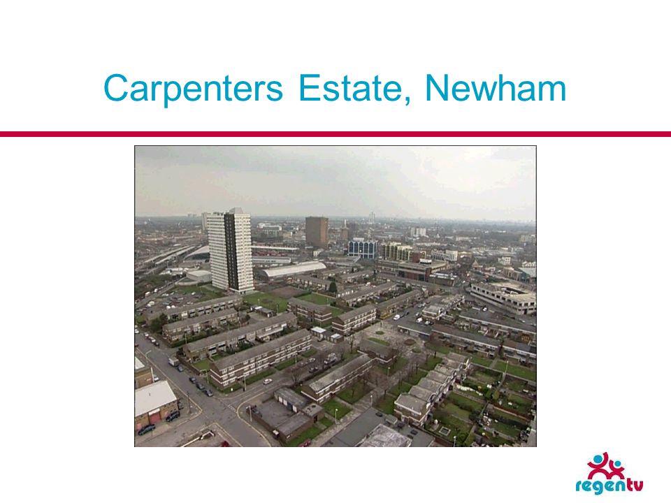 Carpenters Estate, Newham
