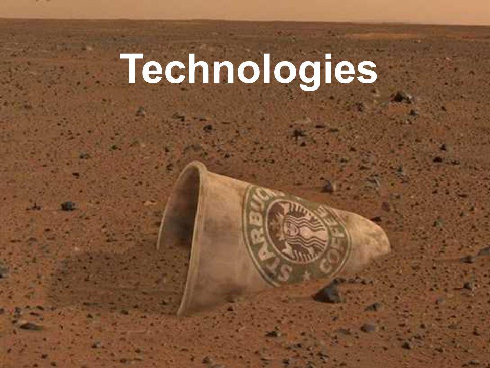 8 Technologies