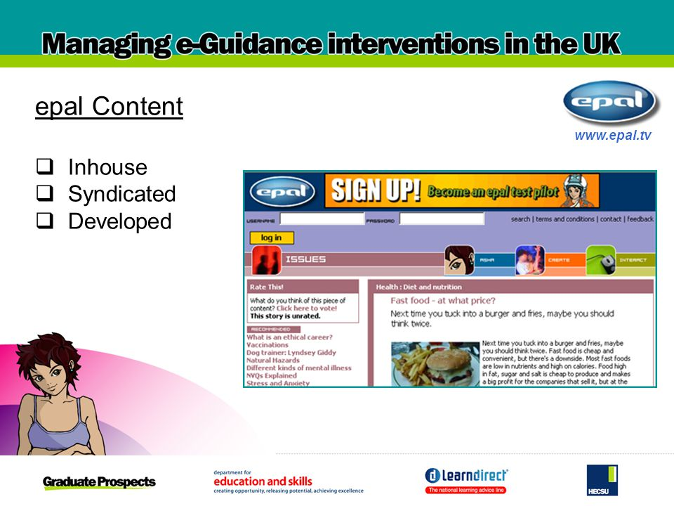epal Content Inhouse Syndicated Developed