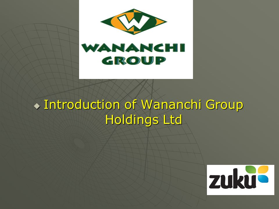 Introduction of Wananchi Group Holdings Ltd Introduction of Wananchi Group Holdings Ltd