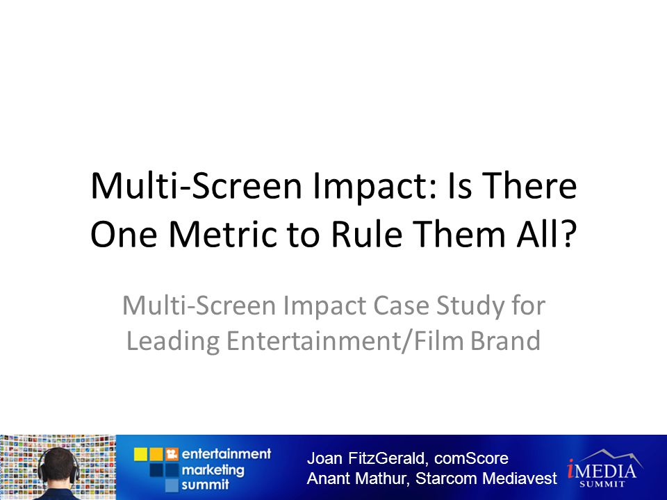 Multi-Screen Impact: Is There One Metric to Rule Them All.