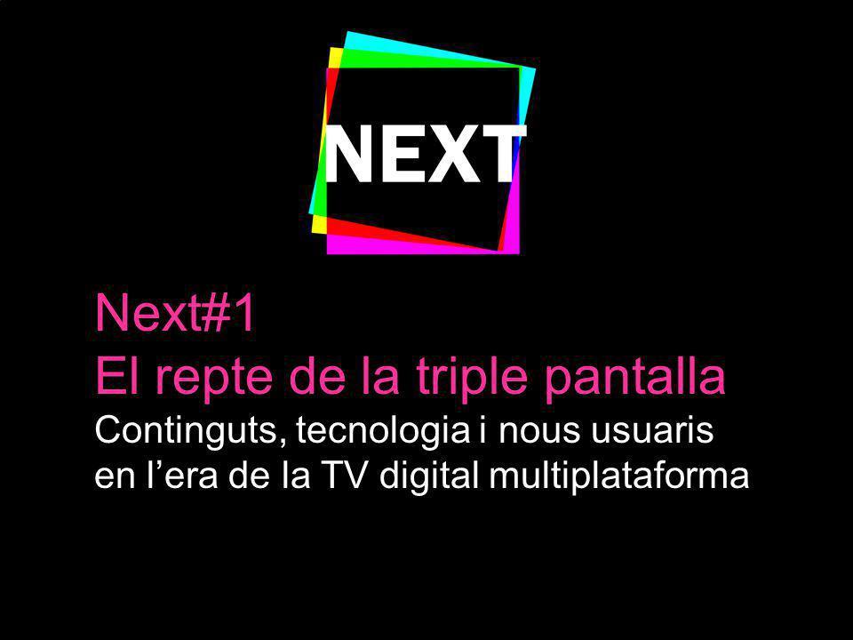 Mesa redonda: La nueva TV: los contenidos producidos por el espectador