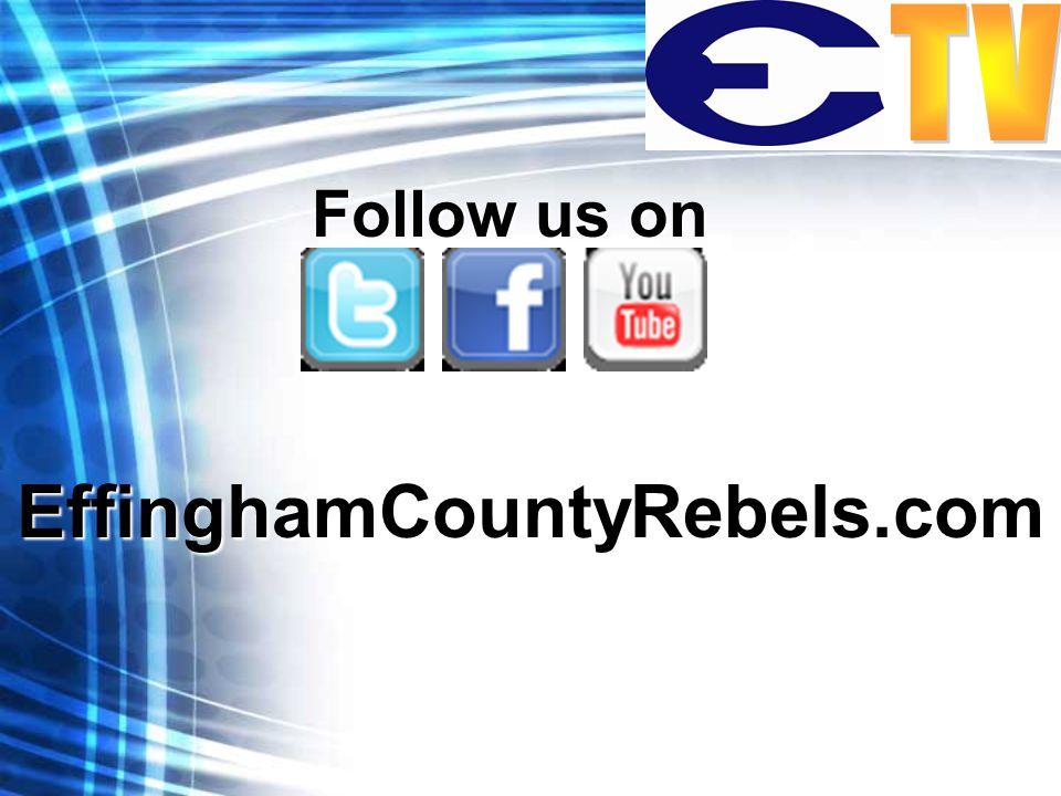 EffinghamCountyRebels.com Follow us on