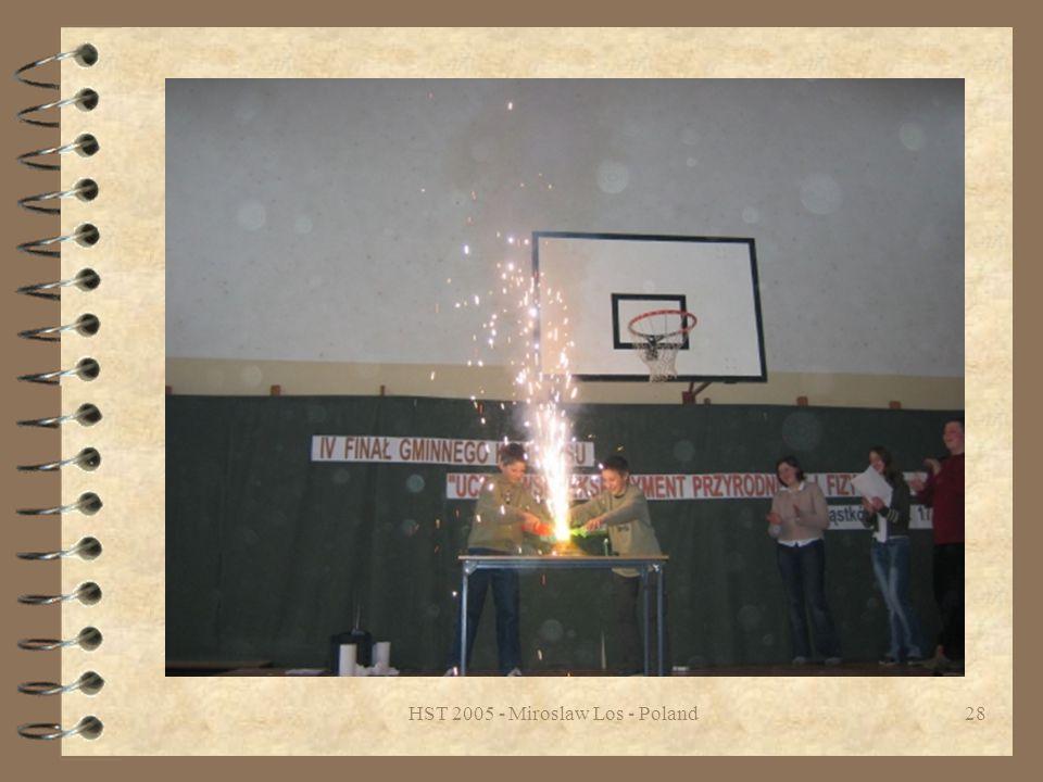 HST 2005 - Miroslaw Los - Poland28