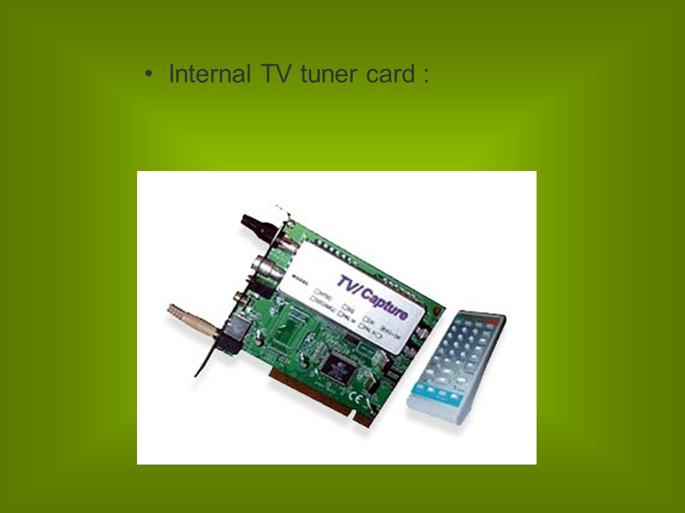 Chipset Chipset refers to the decoder chip and ca often be a good indicator of the quality of the image.
