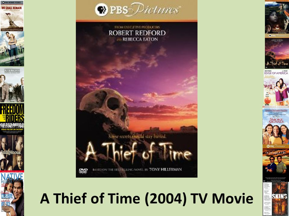 A Thief of Time (2004) TV Movie