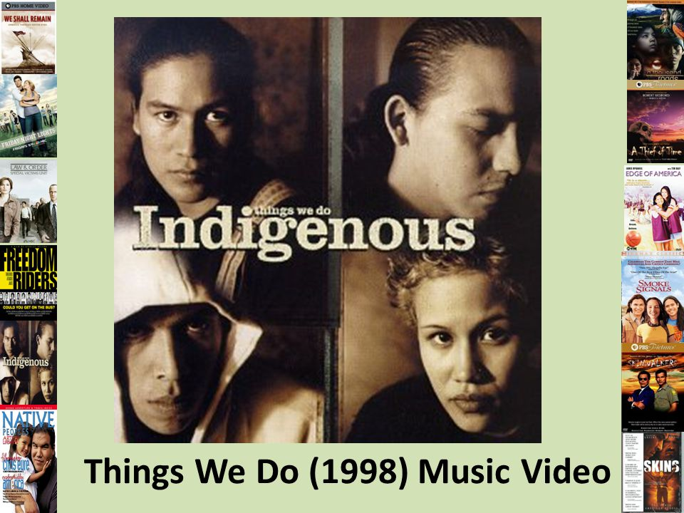 Things We Do (1998) Music Video